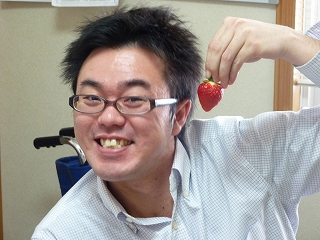 イチゴ最高!!