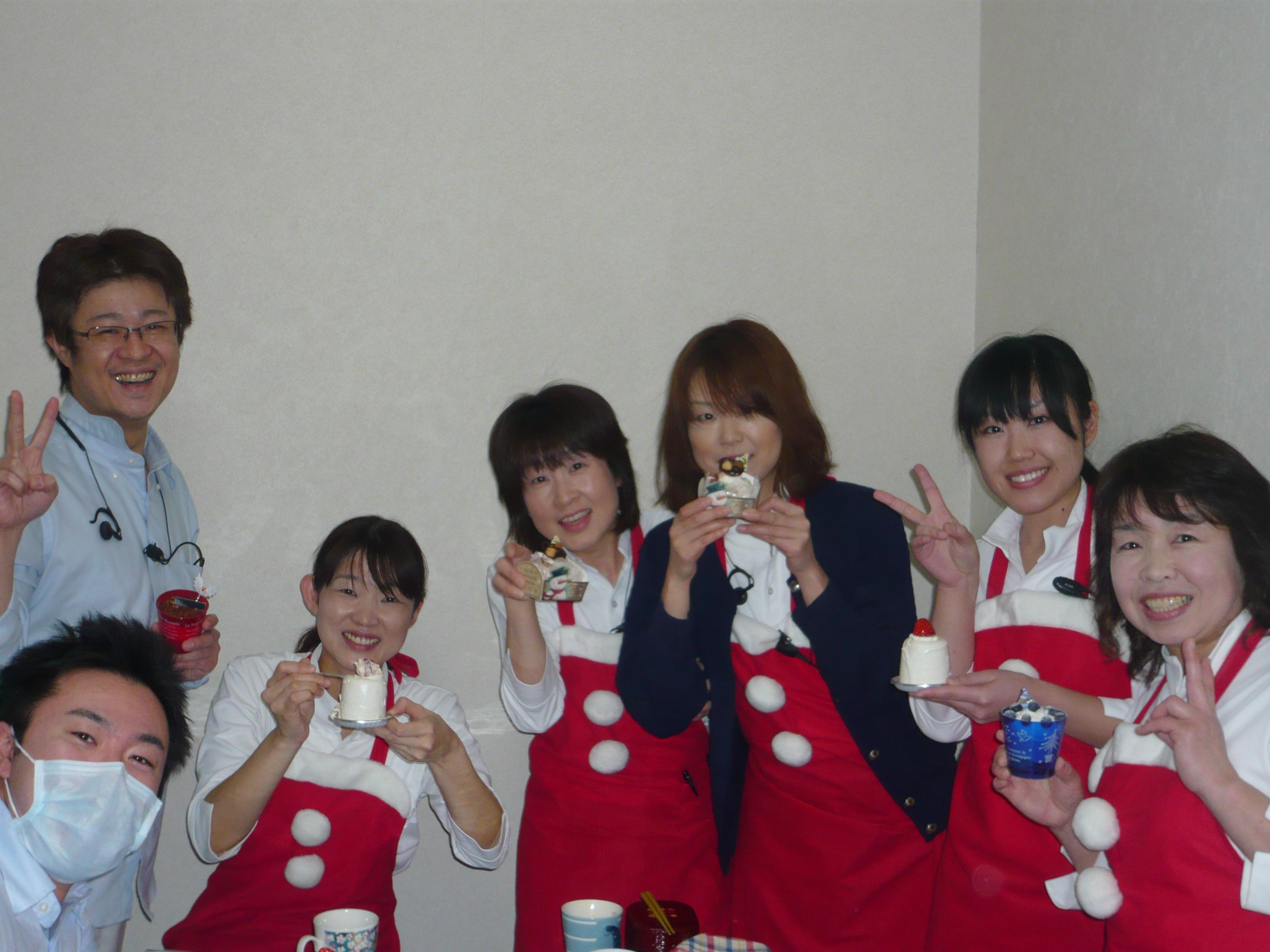 メリークリスマス!(^^)!