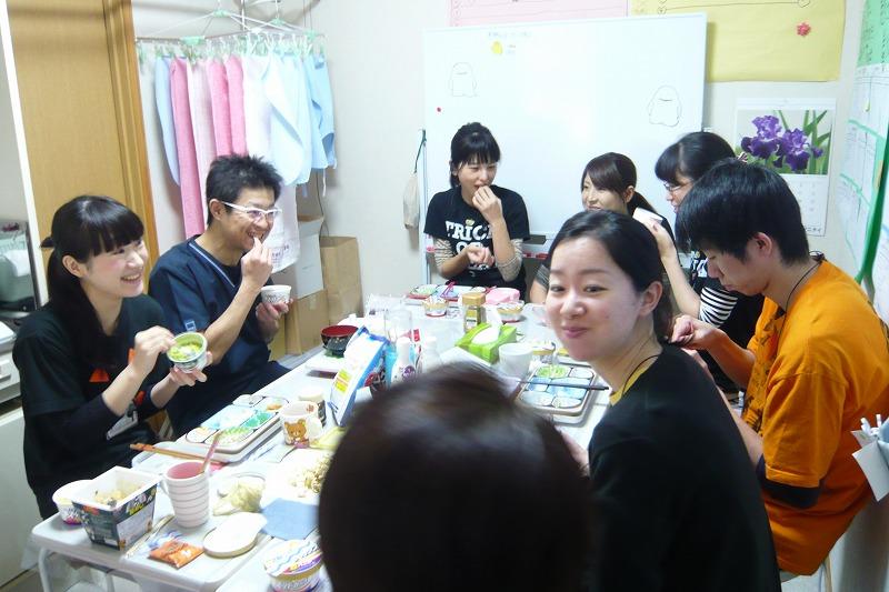 私達のお昼休み(*^_^*)